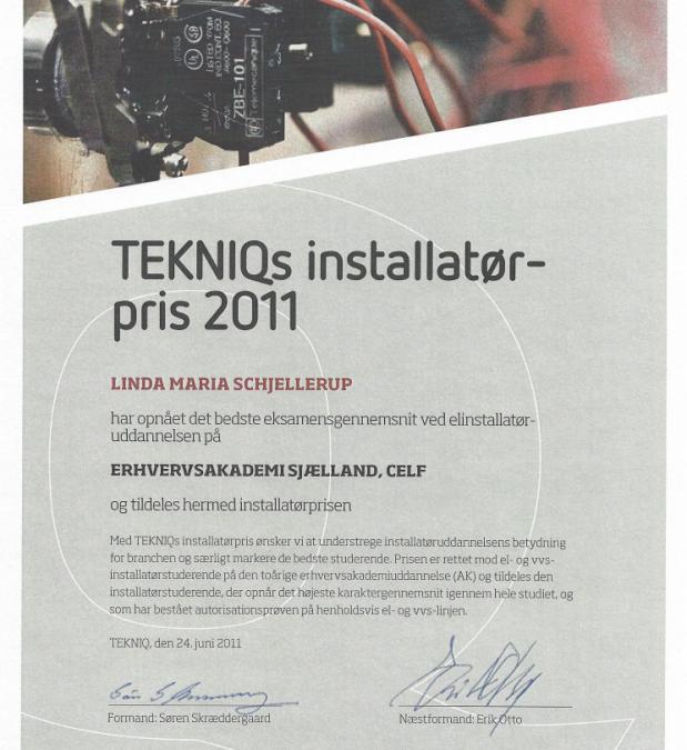Skovgaard-El autoristeret elinstallatør og elektriker fra Fårevejle i Odsherred, Vestsjælland